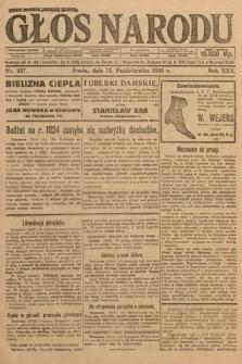 Głos Narodu. 1923, nr227