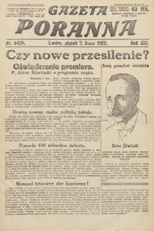 Gazeta Poranna. 1922, nr6429