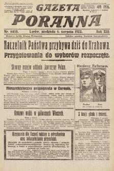 Gazeta Poranna. 1922, nr6455