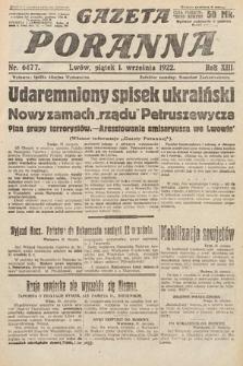 Gazeta Poranna. 1922, nr6477