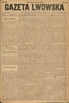 Gazeta Lwowska. 1878, nr 98