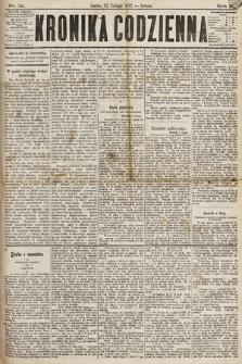 Kronika Codzienna. 1877, nr32