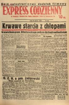 Kielecki Express Codzienny. 1938, nr26