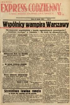 Kielecki Express Codzienny. 1938, nr29