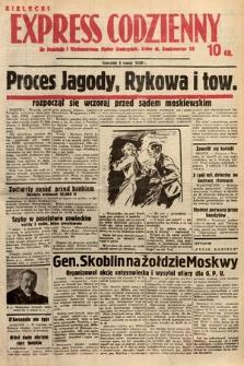 Kielecki Express Codzienny. 1938, nr63
