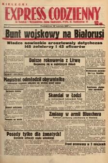 Kielecki Express Codzienny. 1938, nr116