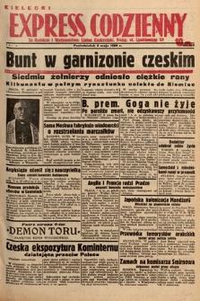 Kielecki Express Codzienny. 1938, nr130