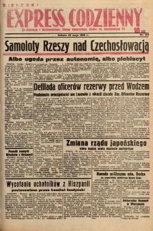 Kielecki Express Codzienny. 1938, nr149