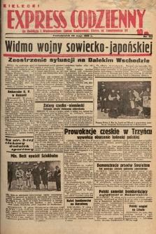 Kielecki Express Codzienny. 1938, nr152