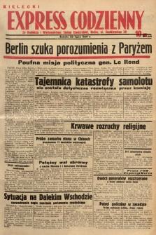 Kielecki Express Codzienny. 1938, nr212