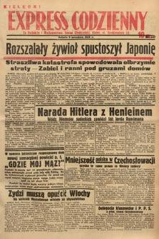 Kielecki Express Codzienny. 1938, nr247