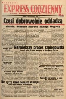 Kielecki Express Codzienny. 1938, nr293
