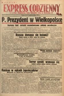 Kielecki Express Codzienny. 1938, nr301