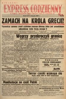 Kielecki Express Codzienny. 1938, nr311