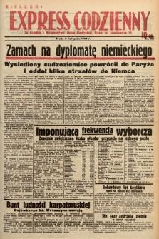 Kielecki Express Codzienny. 1938, nr314