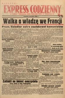 Kielecki Express Codzienny. 1938, nr346