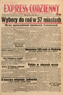 Kielecki Express Codzienny. 1938, nr355