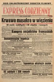 Kielecki Express Codzienny. 1938, nr361