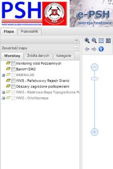 Mapa Hydrogeologiczna Polski online