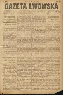 Gazeta Lwowska. 1878, nr 207