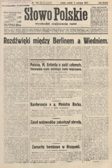 Słowo Polskie. 1933, nr150