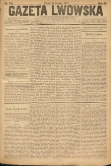 Gazeta Lwowska. 1878, nr 310