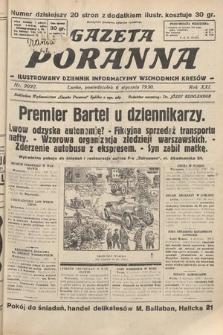 Gazeta Poranna : ilustrowany dziennik informacyjny wschodnich kresów. 1930, nr9092