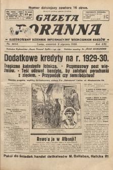Gazeta Poranna : ilustrowany dziennik informacyjny wschodnich kresów. 1930, nr9094