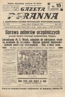 Gazeta Poranna : ilustrowany dziennik informacyjny wschodnich kresów. 1930, nr9116
