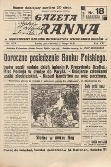 Gazeta Poranna : ilustrowany dziennik informacyjny wschodnich kresów. 1930, nr9119