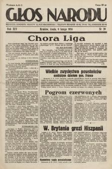 Głos Narodu. 1938, nr39