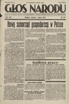 Głos Narodu. 1938, nr59