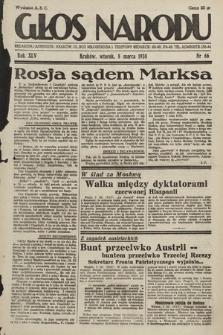 Głos Narodu. 1938, nr66