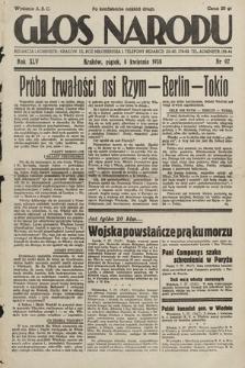 Głos Narodu. 1938, nr97
