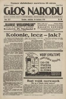 Głos Narodu. 1938, nr99