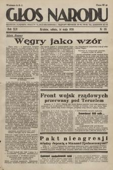 Głos Narodu. 1938, nr131