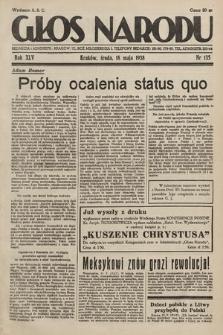 Głos Narodu. 1938, nr135