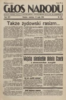 Głos Narodu. 1938, nr139