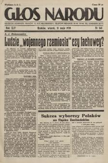 Głos Narodu. 1938, nr148