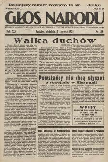 Głos Narodu. 1938, nr153
