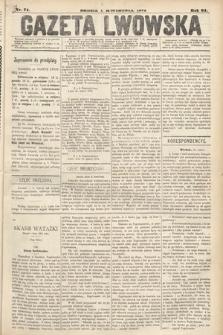 Gazeta Lwowska. 1874, nr 74