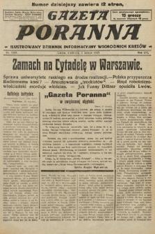 Gazeta Poranna : ilustrowany dziennik informacyjny wschodnich kresów. 1925, nr7319