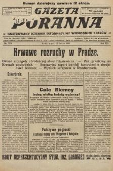 Gazeta Poranna : ilustrowany dziennik informacyjny wschodnich kresów. 1925, nr7331