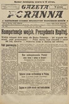 Gazeta Poranna : ilustrowany dziennik informacyjny wschodnich kresów. 1925, nr7352