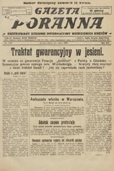Gazeta Poranna : ilustrowany dziennik informacyjny wschodnich kresów. 1925, nr7357