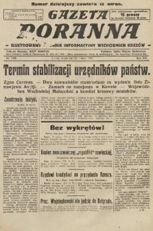Gazeta Poranna : ilustrowany dziennik informacyjny wschodnich kresów. 1925, nr7368