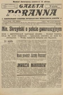 Gazeta Poranna : ilustrowany dziennik informacyjny wschodnich kresów. 1925, nr7372
