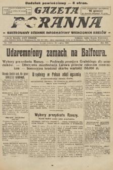 Gazeta Poranna : ilustrowany dziennik informacyjny wschodnich kresów. 1925, nr7377