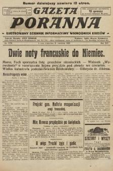Gazeta Poranna : ilustrowany dziennik informacyjny wschodnich kresów. 1925, nr7379