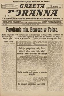 Gazeta Poranna : ilustrowany dziennik informacyjny wschodnich kresów. 1925, nr7397